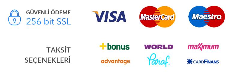 Ödeme ve Teslimat Seçenekleri